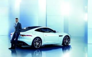 David Beckham announced as Jaguar brand ambassador for China