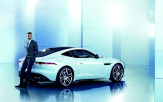 David Beckham announced as Jaguar brand ambassador for China