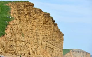 Broadchurch film crew blasted for shooting scenes on 'unstable' cliff face