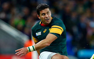 Steyn replaces injured Lambie for Springboks