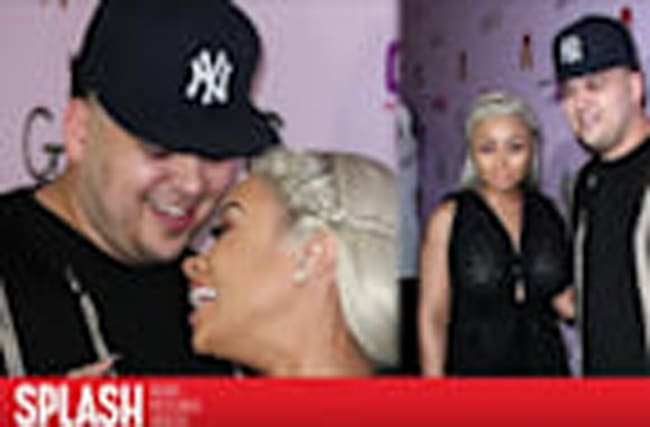 Rob Kardashian and Blac Chyna are Ready for a TV Wedding Deal