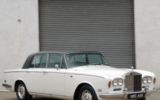 Classic Rolls Royce owned by George Best to go to auction