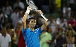 Djokovic breezes past Sousa in Miami