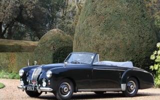 Prince Phillip Aston Martin Lagonda heads to auction