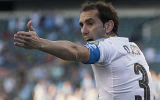 Godin: Champions League the dream, but LaLiga the focus