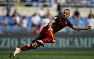 Roma dismiss Nainggolan to Chelsea rumours