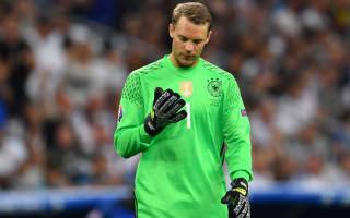 Neuer: Loss unfair on Germany