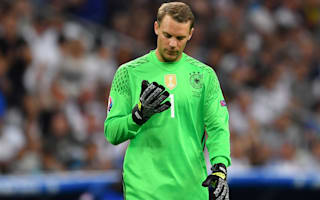 Neuer, Brandt pull out of Germany squad