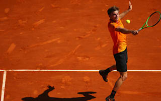 Magnificent Goffin claims Djokovic scalp