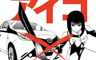 Toyota launches manga cartoon to accompany new city car
