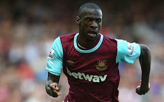 Obiang targets West Ham return at Tottenham