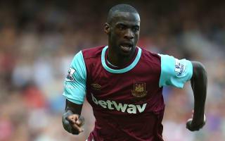 Obiang targets West Ham return at Tottenham