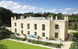Manor house with castle in the garden - why is it just £850k?