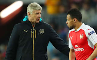 Coquelin: FA Cup win was for Wenger and we want him to stay