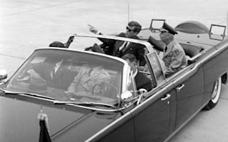 Exact copy of JFK limo on sale for £100,000