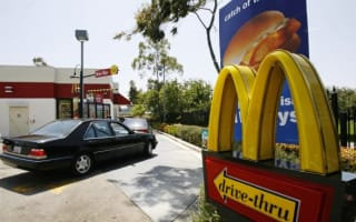 Woman fires live round into McDonald's drive-thru after receiving wrong order