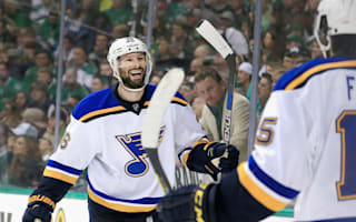 Blues take control of play-off series, Capitals stay alive