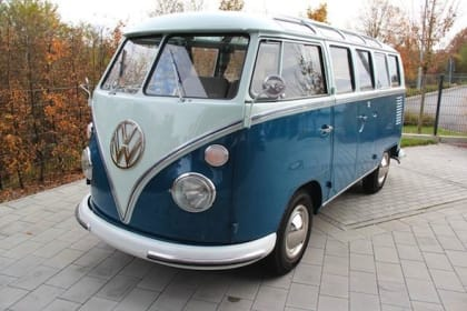 Campervan set to smash records