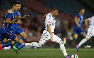 Newcastle Jets 0 Melbourne Victory 0: Muscat's men held to scoreless draw