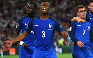 'No gifts' for France in final - Evra