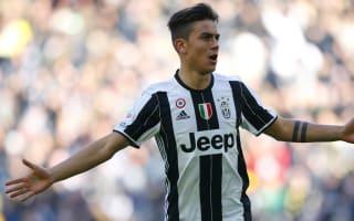 Juventus 2 Lazio 0: Dybala and Higuain strikes see leaders return to form