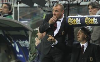 Brocchi praises Milan character after debut win at Sampdoria