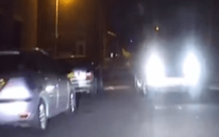Driver rams police after high-speed chase in Bradford