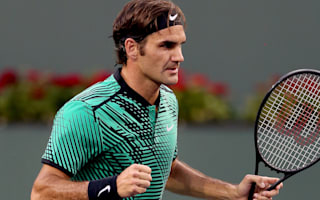 Djokovic edges through as Federer, Nadal set up clash