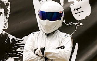 No secret identity required for auction winner as Stig helmet fetches £3,400