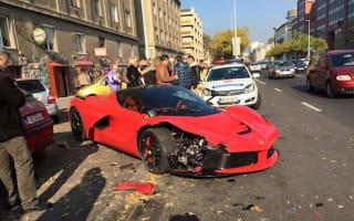 Video of LaFerrari crash in Budapest comes to light