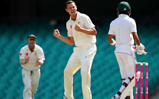 Hazlewood rested for first ODI against Pakistan