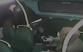 """Video: Bus thug jailed for """"barbaric, prolonged"""" attack on passenger"""