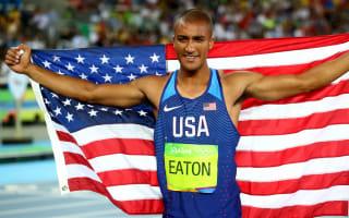 Rio 2016: Two-time decathlon champion Eaton thanks Thompson for inspiration