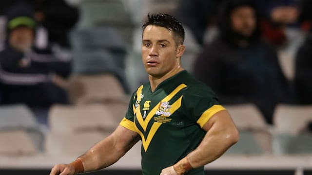 Cheika backs Waratahs Cronk move