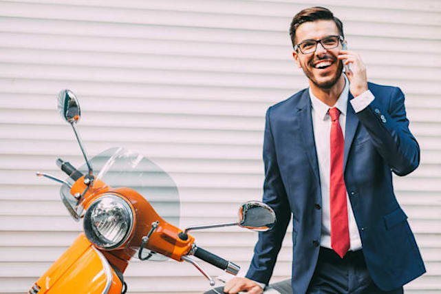 How a motorbike or scooter can inject fun back into your summer commute
