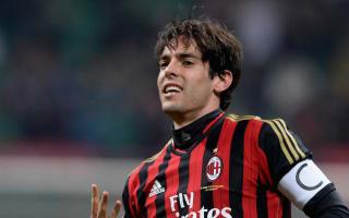 Kaka: Milan need to follow Juventus