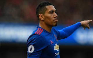 Mourinho unhappy with Smalling, Jones but insists defenders have Manchester United future