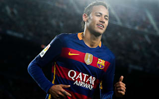 Barcelona star Neymar ruled out of Malaga clash