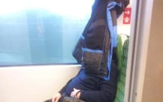 Hilarious new Facebook page shares pics of silly stuff on trains