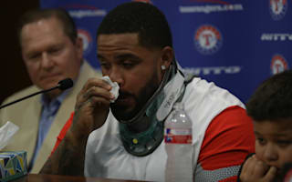 An emotional Prince Fielder says farewell to baseball