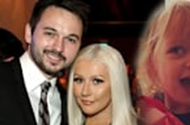 Christina Aguilera's Daughter Summer Rain Is the Cutest with Dad Matthew Rutler