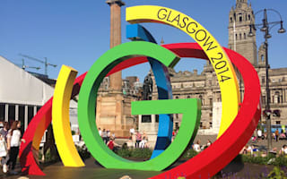 Commonwealth Games guide to Glasgow