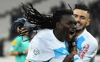 Marseille 5 Montpellier 1: Gomis hits hat-trick on winning debut for Evra
