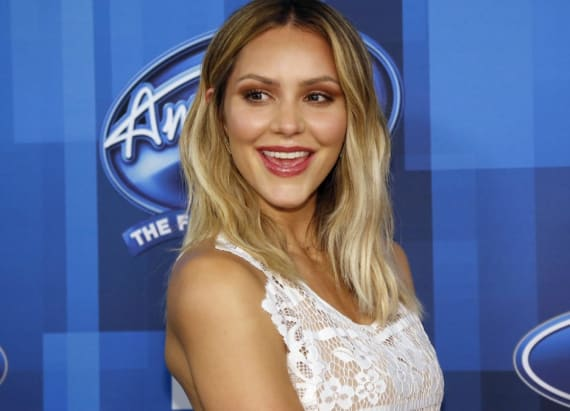 Katharine McPhee and 'Scorpion' co-star split up