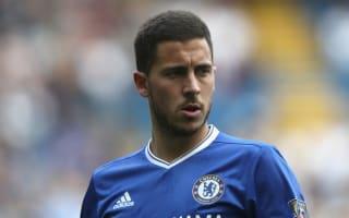 Hazard can still match Messi, says Pedro