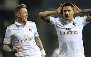 Empoli 1 AC Milan 4: Lapadula and Suso inspire second-half thrashing