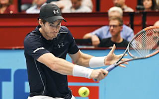 Murray to face Tsonga in Vienna final after Ferrer withdraws