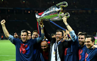 Luis Enrique's highs and lows at Barcelona