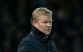 Koeman full of praise for rampant Saints