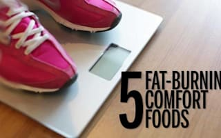 Five fat-burning comfort foods